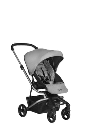 MINI by Easywalker Buggy Charley -  * Designed in collaboration with MINI, the MINI by Easywalker buggy Charley stands out as a stylish companion which is particularly suitable for when living in a city.