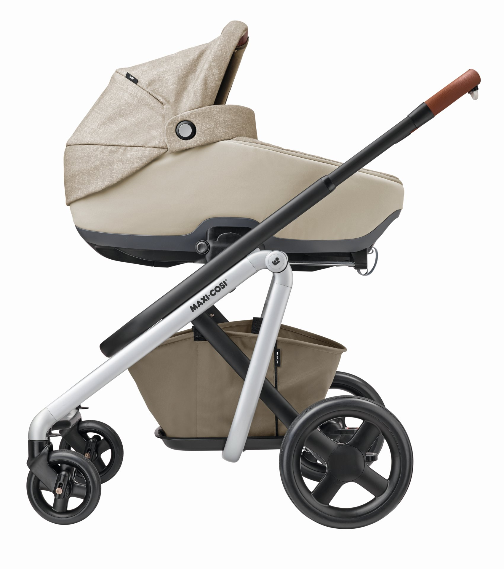 Maxi Cosi Jade Carrycot For Cars 2019 Nomad Sand Buy At
