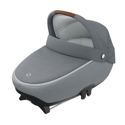 Maxi-Cosi Carrycot Jade -  * Maxi-Cosi's Jade is the first R129 approved carrycot for sleeping and traveling. With its flat recline position, traveling in the car is even safer and more comfortable for your baby.