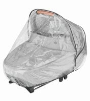 Maxi-Cosi Rain Cover for Carrycot Jade -  * The rain cover for your Maxi-Cosi carrycot Jade is the perfect equipment for strolls in bad weather.