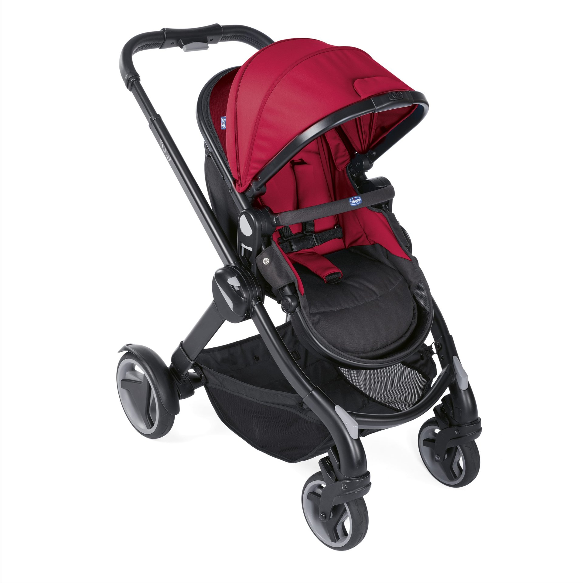 Chicco Stroller Fully 2020 Red Passion - Buy at kidsroom ...