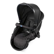 Chicco Fully – Second Seat -  * Do you expect twins or a brother or sister for your little one? No problem, the second seat for the Chicco Fully turns it into a versatile double stroller.