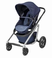 Maxi-Cosi Stroller Lila -  * The unique and innovative Lila is the first cocoon stroller by the manufacturer Maxi-Cosi. The high level of comfort provided for babies and toddlers will impress parents immediately.