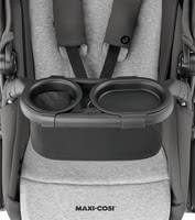 Maxi-Cosi Tray for Stroller Lila -  * The Maxi-Cosi kids' tray is the ideal complement to your stroller Lila and supports your child in learning to be more independent.