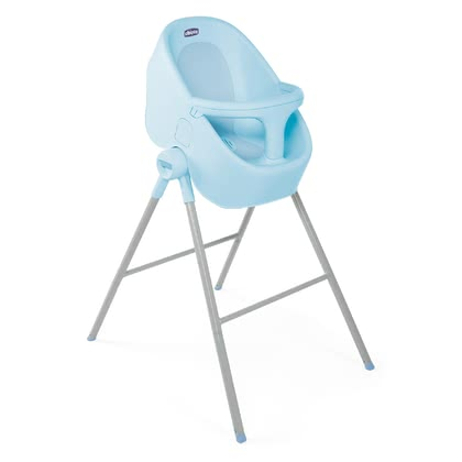 Chicco Bath Seat Bubble Nest -  * Bubble Nest is versatile, convertible, space-saving and above all back-friendly for parents. Thanks to its frame you will always have your baby at a comfortable height while showering.