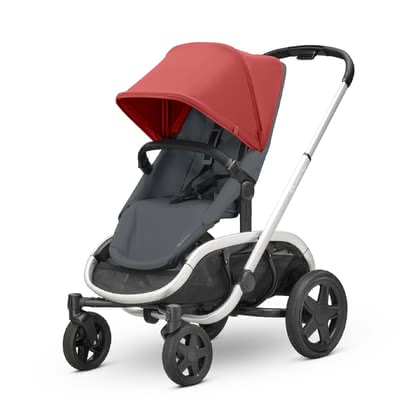 Quinny Stroller Hubb Red on Graphite 2019 - large image