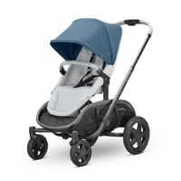 Quinny Stroller Hubb - , * The Quinny stroller Hubb adapts to your life circumstances with flexibility and perfect ease. Whether as a robust single stroller, XXL shopping stroller or double stroller – with the Hubb you are ready for any spontaneous adventure.