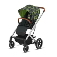 Cybex Gold Values for Life Stroller Balios S -  * The Cybex Values for Life Balios S is a stylish and reliable stroller that accompanies you and your child right from birth and up. Its all-terrain wheels that feature a soft all-wheel suspension make the Balios S simply perfect for driving on any terrain. If necessary, you can also lock the swivel front wheels.