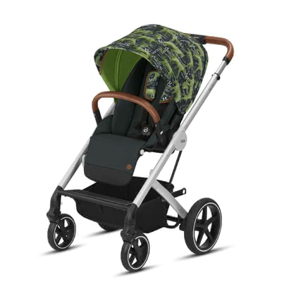 Cybex Gold Values for Life Stroller Balios S Respect_green 2019 - large image