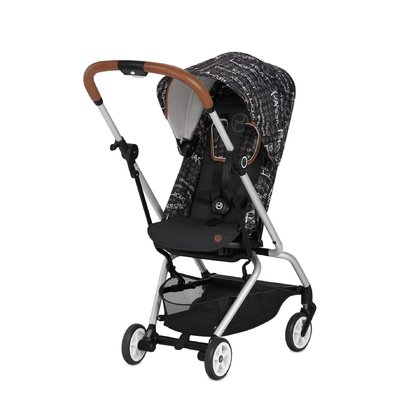 Cybex Gold Values for Life Buggy Eezy S Twist Strength_dark grey 2019 - large image