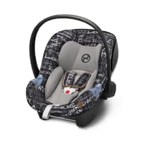 Cybex Gold Values for Life Infant Car Seat Aton M i-Size -  * Cybex' infant car seat carrier Aton M i-Size from the collection Values for Life conforms to the i-Size norm. When combined with the Base M, it also conforms to the new trans-European regulation for child car seats. This infant car seat carrier is equipped with all new safety technologies that contribute to safe traveling with your child.