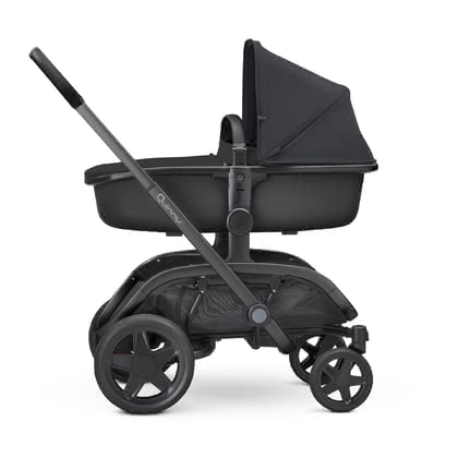Quinny Hux Carrycot -  * The ultra-light Hux carrycot is perfect for using your Quinny Hubb stroller from your little one's very first day of life.