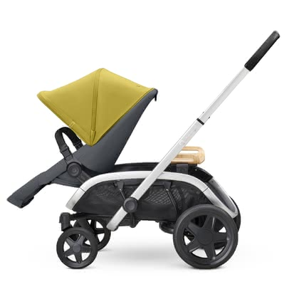 Quinny Hubb Seat Board -  * This ingenious seat board transforms your Quinny Hubb stroller into a smart double stroller.
