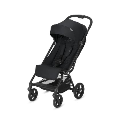 Cybex Buggy Eezy S+plus -  * The compact Cybex buggy Eezy S+plus features all-terrain wheels as well as all-wheel suspension that contribute to easy manoeuvrability even on uneven terrain.