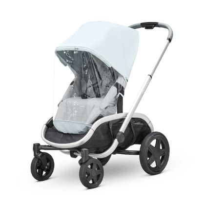 Quinny Hubb Rain Cover -  * Being out and about in whatever weather and enjoying any ride with your child at any time. In order to be well protected in the rain, the Quinny Hubb rain cover fits perfectly on your stroller Hubb.
