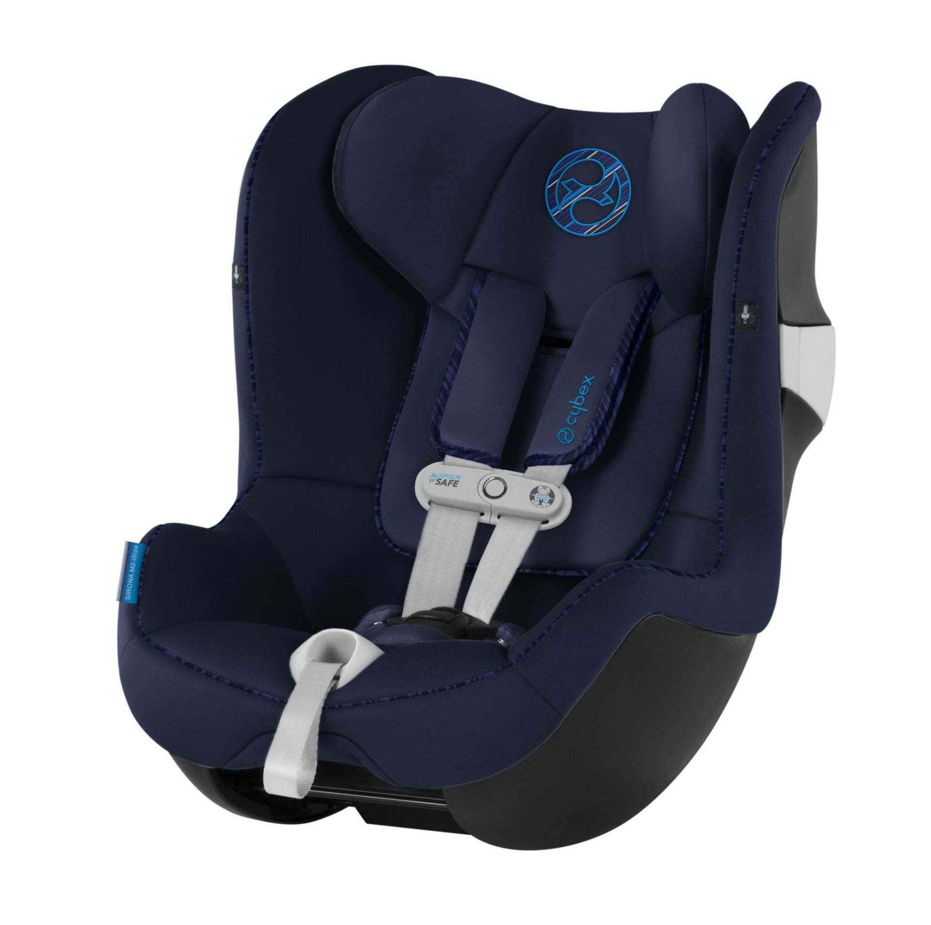 cybex child car seat sirona m2 i size including sensorsafe 2019 indigo blue navy blue buy at. Black Bedroom Furniture Sets. Home Design Ideas