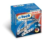 eitech Metal Building Kit Mini-Helicopter -  * With the eitech Metal Building Kit Mini-Helicopter your little pilot can take-off into the air.