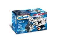 eitech Metal Building Kit Motorbike -  * The eitech Metal Building Kit Motorbike is particularly suitable for little beginners, since the construction is not too complex but still compact and robust.