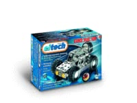 Eitech Metal Building Kit Jeep -  * The eitech Metal Building Kit Jeep is like all the other starter sets by this manufacturer perfectly suitable for beginners as it features a way of constructing things which is not too complex but still compact and robust.