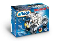 Eitech Metal Building Kit Truck -  * With the Metal Construction Kit Truck by eitech, your little builder can create just another great vehicle for the small construction site in his/ her room.