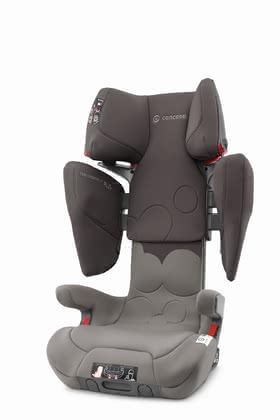 Concord Child Car Seat Transformer XT Plus -  * Outstanding operating comfort at the push of a button, classic minimalist design and optimum side impact protection make the Concord child car seat Transformer XT Plus one of a kind.