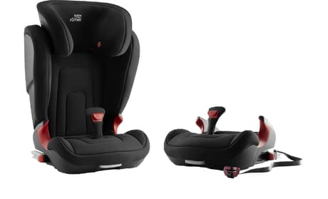 Britax Römer Child Car Seat Kidfix 2 R -  * With the new child car seat of the award-winning Kidfix family, the quality brand Britax Römer is now introducing a smart 2 in 1 version – the Kidfix 2 R.
