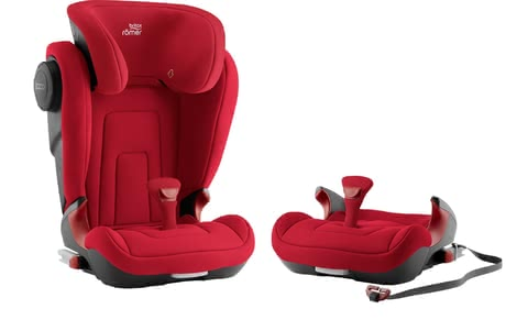 Britax Römer Child Car Seat Kidfix 2 S -  * ✓ SICT side impact protection ✓ universal attachment ✓ SecureGuard ✓ booster seat with belt clip ✓ alternative use ✓ ISOFIX ✓ Made in Germany