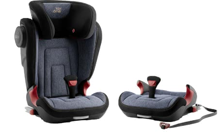 Britax Römer Child Car Seat Kidfix 2 S -  * With the new child car seat of the award-winning Kidfix family, the quality brand Britax Römer is now introducing a smart 2 in 1 version – the Kidfix 2 S with innovative SICT Technology.