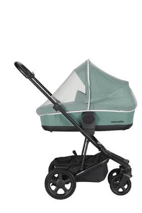 Easywalker Mosquito Net for Carrycot Harvey 2 -  * The mosquito net for the carrycot Harvey 2 is an indispensable accessory for hot summer days. It keeps annoying insects away from your little explorer so that you can enjoy long strolls to the fullest.