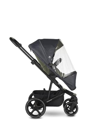Easywalker Rain Cover for Buggy Harvey 2 -  * The rain cover for the seat unit of the buggy Harvey 2 protects your child from wind and rain.