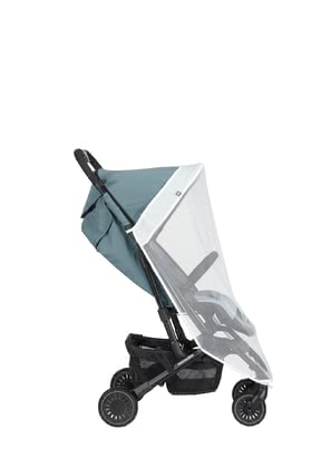 Easywalker Mosquito Net for Buggy XS -  * The mosquito net for the buggy XS is an indispensable accessory for hot summer days. It keeps annoying insects away from your little explorer so that you can enjoy long strolls to the fullest.
