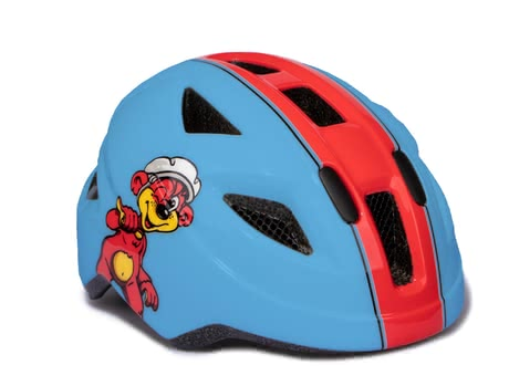 PUKY Kids Bike Helmet PH 8 -  * No matter if your little one enjoys a ride on a tricycle, balance bike, scooter or regular bike, they should never do so without wearing a protective PUKY kids bike helmet.