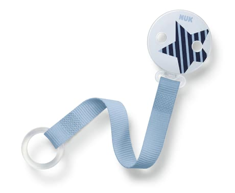 NUK Soother Strap -  * Moms and dads know how important a soother is for babies. The more annoying it is when the soother is lost or falls down on the floor.