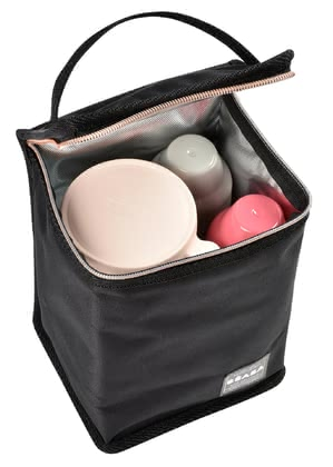 Béaba Isothermal Meal Bag -  * The spacious and practical thermal bag is ideal for all active and mobile parents. With this amazing bag you can master outings, picnics, trips and shopping tours alike.