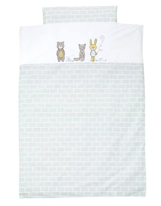 Alvi® Bed Linen – for Baby Cot -  * This adorable bed linen by Alvi will make your little one sleep heavenly.