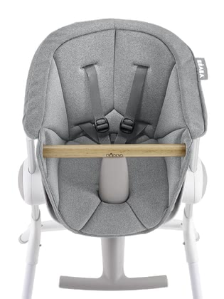 Béaba Seat Pad for High Chair Up&Down -  * The Béaba seat pad matches perfectly with the ergonomic shape of the high chair Up&Down.