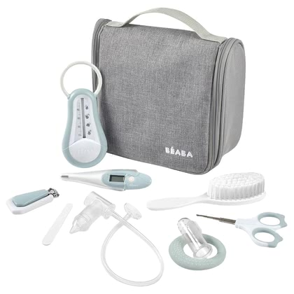 Béaba Hanging Toiletry Bag -  * The Béaba toiletry bag is definitely a must-have when choosing the basic equipment for your baby.