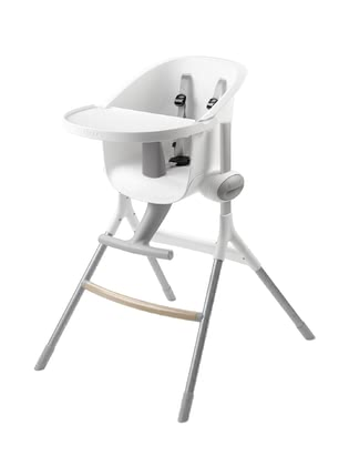 Béaba High Chair Up&Down -  * The Béaba high chair Up & Down will delight young and old gourmets alike. The adjustable high chair combines comfort, design and usability.