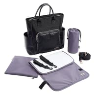 Béaba Kyoto 4in1 Changing Bag -  * This unique 4in1 changing bag Kyoto is a versatile companion that can be carried in four different ways.