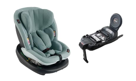 BeSafe Rear-Facing iZi Modular RF i-Size including i-Size Base -  * Unlike its brother, the BeSafe iZi Modular i-Size child car seat, the BeSafe iZi Modular RF i-Size can be used rear-facing only. The rear-facing child car seat complies with the high safety criteria of the R129 standard and performed extremely well in the toughest crash test in the world, the Swedish Plus Test.