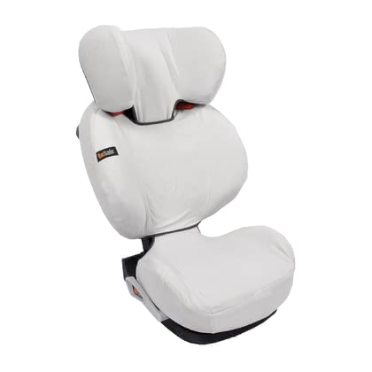 BeSafe Summer and Protective Cover 2.0 for Child Car Seats -  * The BeSafe summer and protective cover 2.0 has been optimised regarding its fit and can easily be pulled over the regular cover of your child car seat by using the convenient fastening aids.