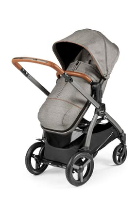 Peg-Perego Pushchair Ypsi - * Flexible, versatile, functional and premium quality Made in Italy – that's the new Ypsi! It stands out as the ideal stroller for the city.