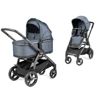 Peg-Perego Multifunctional Stroller Ypsi -  * Flexible, versatile, functional and premium quality Made in Italy – that's the new Ypsi from Peg-Perego! It stands out as the perfect stroller for the city.