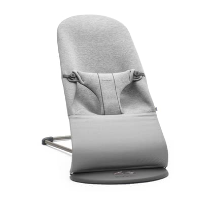 BabyBjörn Baby Bouncer Bliss 3D Jersey -  * The popular baby bouncer Bliss by BabyBjörn is now also available with a seat made of 3D Jersey which feels as soft and cuddly as your favourite jumper.