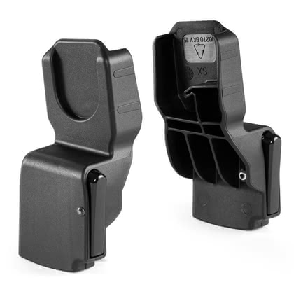 Peg-Perego Adaptors for Ypsi -  * With the Peg Perego adaptors, you can transform the chassis of the Ypsi into a travel system with an infant car seat. The adaptors can be installed easily in just a few steps.