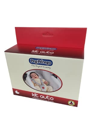 Peg-Perego Car Kit for Carrycot Culla Elite -  * The Peg Perego Car Kit allows you to use your Culla Elite carrycot as a group 0 child safety seat on the back seat of your vehicle.