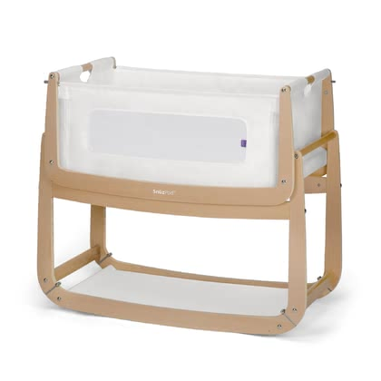 SnüzPod3 Bedside Cot -  * New look and brand-new features – the SnüzPod3 is the perfect sleeping solution for children up to the age of 6th months.