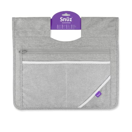 SbüzPod Storage Bag -  * This adorable storage bag for the bedside cot SnüzPod is ideal for keeping all the essential thing ready at hand for the night.