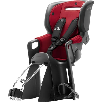 Britax Römer Bicycle Seat Jockey 3 Comfort -  * Thanks to the new two-stage magnetic safety lock your little passenger always sits firmly and securely in the Jockey 3 Comfort by Britax Römer.