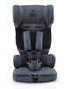 URBAN KANGA Extra-light Foldable Child Car Seat, Design: Denimgrau